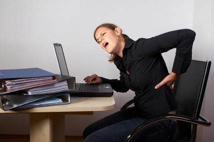 Avoiding Back Problems at Work