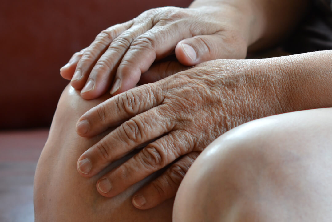 Dealing with knee pain when you want to keep moving